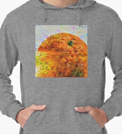 #DeepDreamed Frozen Orange Lightweight Hoodie