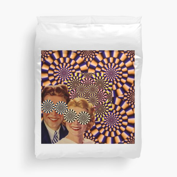 PSYCHEDELIC TRIP Duvet Cover
