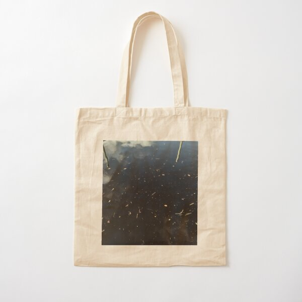 Water Give Ways Cotton Tote Bag