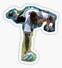 Fidschi 7s Versuchen Sticker