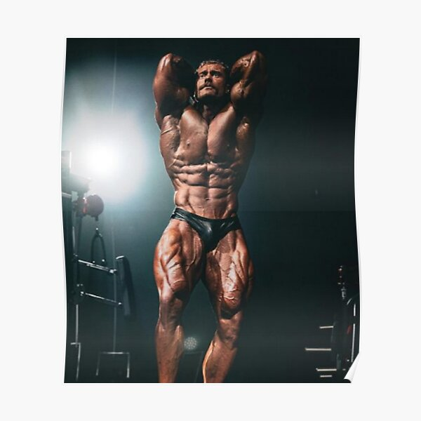 Chris Bumstead Poster