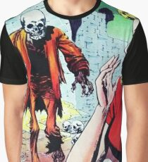 The Zombie has spotted you! Graphic T-Shirt