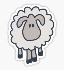 Sheep 2 Sticker