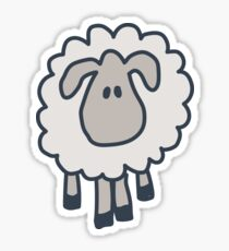 Sheep 2 Sticker