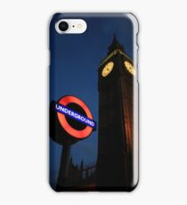 The bell hides iPhone Case/Skin