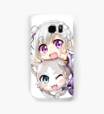 Re: Zero - Puck & Emilia Samsung Galaxy Case/Skin