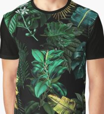 Tropical Garden III Graphic T-Shirt