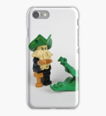 Pirate Figures iPhone Case/Skin
