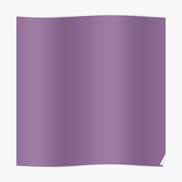 Faded purple color    Plain purple color shade by ADDUP. Poster