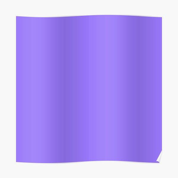 Forgotten purple color    Plain purple color shade by ADDUP. Poster