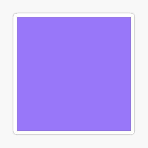 Forgotten purple color    Plain purple color shade by ADDUP. Sticker
