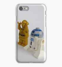 Toy Figure Characters iPhone Case/Skin
