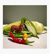 Hot Dog Photographic Print