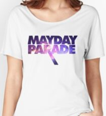 mayday parade galaxy Women's Relaxed Fit T-Shirt
