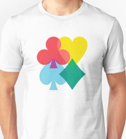 Card Shuffle 1.0 T-Shirt