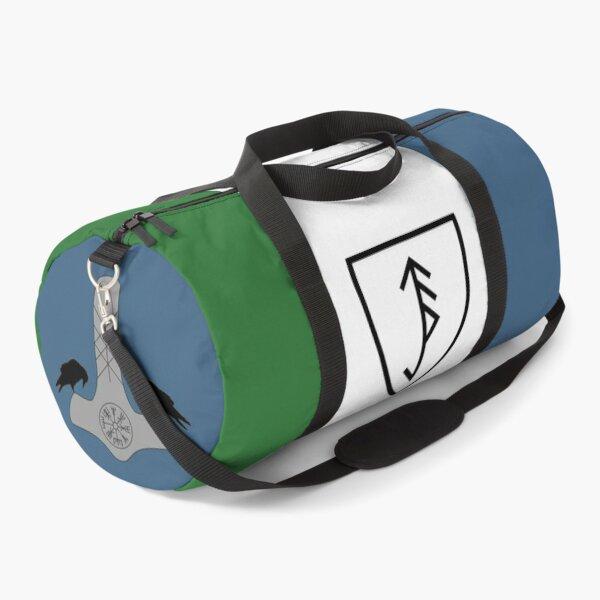 Northwest Rune (Opposite Ends) Duffle Bag
