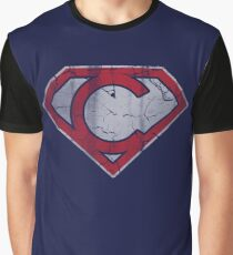 Retro Super Cubs Graphic T-Shirt