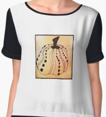 Man I Love this Pumpkin Women's Chiffon Top