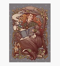 NOUVEAU FOLK WITCH Photographic Print