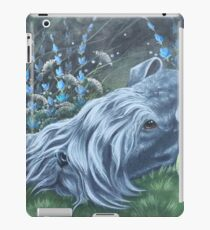 Kerry Blue iPad Case/Skin