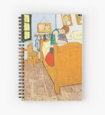 The Room - Van Gogh x Schiele Spiral Notebook