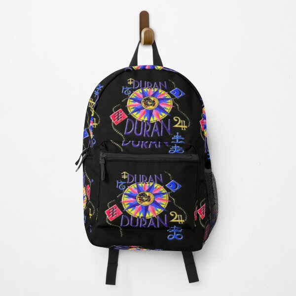 Duran Duran 7_and_ the ragged_tiger Backpack
