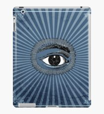 Vintage All Seeing Eye iPad Case/Skin