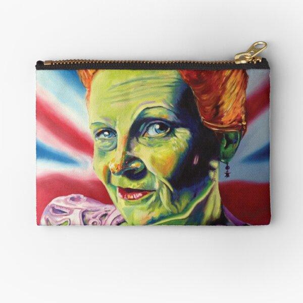 Vivienne Westwood Zipper Pouch
