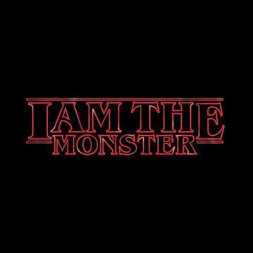 I Am The Monster by shaileyann