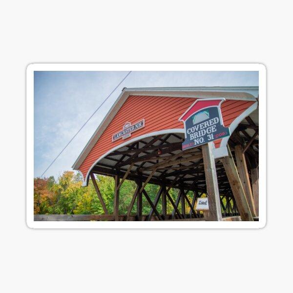Lancaster Covered Bridge, 2019 Sticker