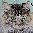 Fran the Cat by Yvonne Carter