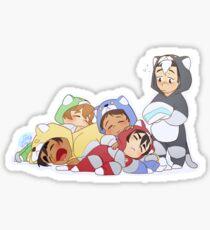 Catnap  Sticker