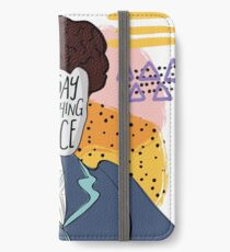 Missy iPhone Wallet/Case/Skin