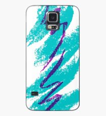 90's Cup Jazz Pattern Case/Skin for Samsung Galaxy