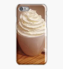 Whipped Cream Mountain iPhone Case/Skin