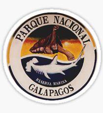 Pegatina Parque Nacional Galápagos