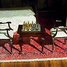 Chess, Anyone? by WildestArt
