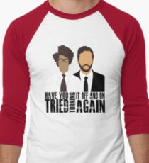 IT Crowd  Men's Baseball ¾ T-Shirt