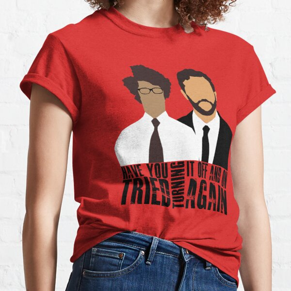 IT Crowd  Classic T-Shirt