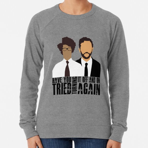 IT Crowd  Lightweight Sweatshirt