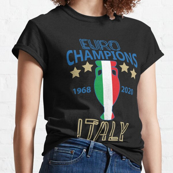 Euro Cup Champions 2020 Italy Classic T-Shirt
