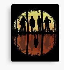 Friends Don't Lie -Eleven, Stranger Things Canvas Print