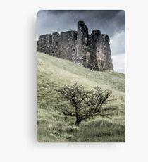 Scarey Castle Canvas Print