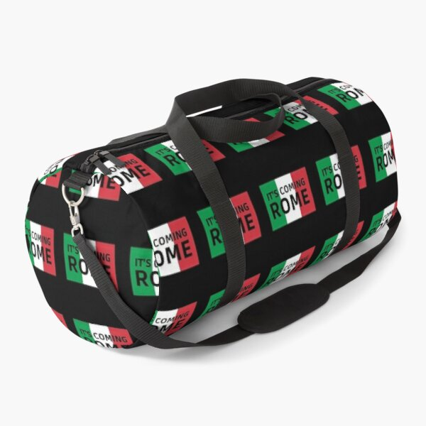 It's coming to Rome Duffle Bag