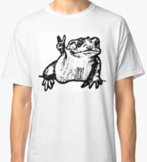 Toad of Peace Classic T-Shirt