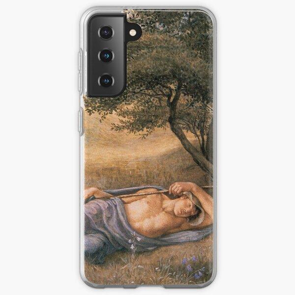 Diana and Endymion_Walter Crane  British artist (1845-1915) Samsung Galaxy Soft Case