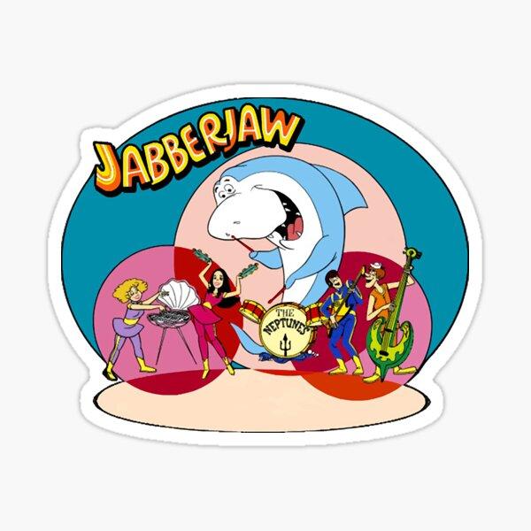 Jabberjaw  Sticker