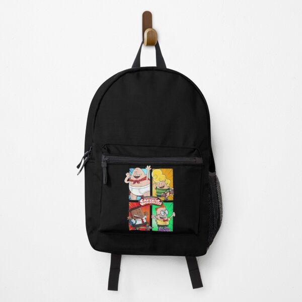 Birthday Gifts Captain Underpants The First Epic Movie 4 Square Friends Backpack