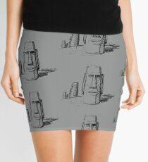 Easterheads Sketch Mini Skirt