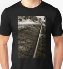 Railroad Tracks Unisex T-Shirt